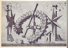 Perspectiva Corporum Regularium - Wenzel Jamnitzer 1568 .