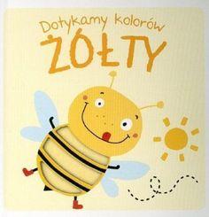 Dotykamy kolorów. Żółty - książki dla dzieci   ambelucja.pl Beautiful Pictures, Books, Kids, Fictional Characters, Inspiration, Livros, Children, Boys, Biblical Inspiration