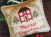 Merry Christmas - Little House Needlework