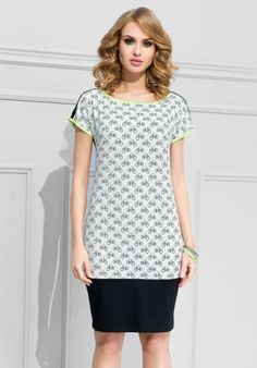 Rochie Aurora - M108 bicycle print Bicycle Print, Short Sleeve Dresses, Dresses With Sleeves, Aurora, Fashion, Moda, Fashion Styles, Gowns With Sleeves, Fashion Illustrations