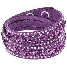 Buy Now #swarovski-online-accesories #ladies-jewellery #swarovski-bracelets #bangles #swarovski-5201123-slake-purple-dot-bracelet  https://feeldiamonds.com/swarovski-online-accesories/ladies-jewellery-swarovski/swarovski-bracelets-bangles/swarovski-5201123-slake-purple-dot-bracelet