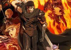 Nuevo tráiler e imagen conceptual del nuevo anime de Berserk