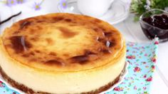 New York Cheesecake casero 05