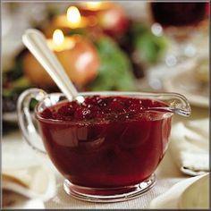 Cranberry Sauce for bariatrics from bariatriccookery.com