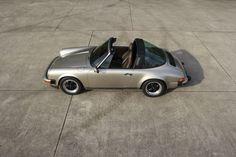 Porsche 911 Targa 3.2 G-Modell - mithomobile