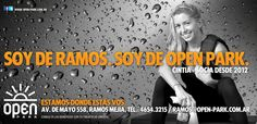 """Soy de Open Park"" Campaña 2012 by La Propa , via Behance"