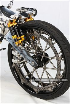 AMD World Championship, AT American Cycles, bike details & gallery