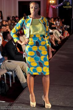african print style outfit - i would wear the top with the tall wide legs african print