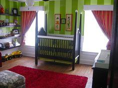 CUSTOM BABY BEDDING 3pc  Bumper Sheet Box Pleat by TheClassyCrib, $330.00 (Customize fabric)