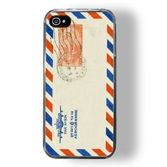 iPhone 4/4S Case Par Avion » This case is nice too.