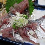九州屋 - 料理写真:地あじたたき