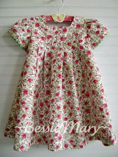 BessieMary: Sewing for Children