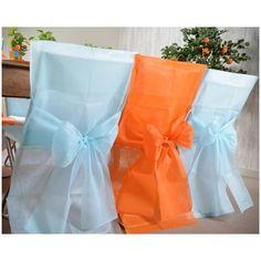 #bonplan #wedding -10% housse de chaise intissé bleu ciel #decoration #mariage http://www.baiskadreams.com/2477-housses-de-chaise-bleu-ciel-intisse-uni-avec-noeuds-les-10.html… #babyshower