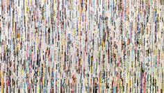 "Saatchi Art Artist Tehos Frederic CAMILLERI; Collage, ""News Feed - Tehos"" #art"