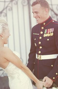 Wedding Photo: Too Sweet for Words! // Photo by Brandon Kidd via Engaged and Inspired
