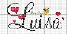 Cross Stitch Heart, Projects To Try, Youtube, Cross Stitch Letters, Cross Stitch Alphabet, Embroidery Patterns, Funny Cross Stitches, Simple Embroidery, Crosses