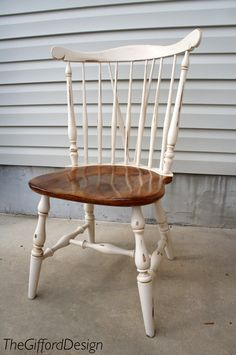 kitchen table chairs redo