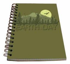 Spirálový blok A5 - DEN ZEMĚ č. 21271 SPIR5 A5, Notebook, The Notebook, Exercise Book, Notebooks