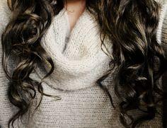 #beauty #hair #curls