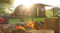 A truly magical Welsh glamping spot that will spirit you away from your usual troubles.