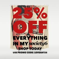 Yup it's live again! Sharing with you #news about #hot #society6 #promo day! Thats right, insane 25% OFF all orders! Visit www.society6.com/hmdesigns and see our new works! Or pick from HUGE selection of well known! Best place for #art #prints #sexy, erotic, fetish artworks, #illustration, #clothing and #design or #homedecor. See you there! Grab that #sale