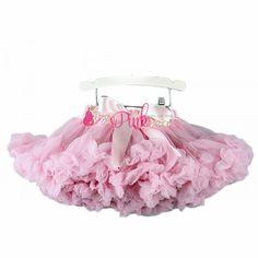 SALE Baby Pink PettiskirtFirst Birthday tutu by ThePinkPearProps, $22.00