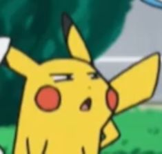 See more 'Pikachu' images on Know Your Meme! Funny Profile Pictures, Cartoon Profile Pics, Funny Reaction Pictures, Funny Pictures, Twitter Profile Picture, Cartoon Memes, Cartoon Pics, Meme Faces, Funny Faces