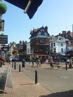 Such a quaint town - Salisbury UK