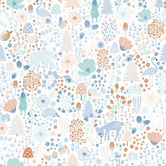 At Scandinavian Wallpaper & Decor we specialise in modern wallpapers and murals. Wallpaper Decor, Modern Wallpaper, Love Wallpaper, Photo Wallpaper, Baby Room Set, Kids Barn, Scandinavian Wallpaper, Nursery Stickers, Sweet Violets