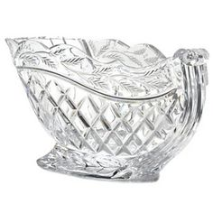 "Marquis® by Waterford® 5.5"" Crystalline Holiday Sleigh"
