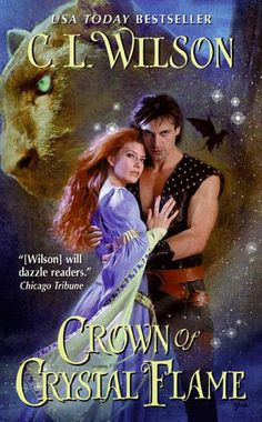 ***** out of 5 (loved it): ARCHIVE REVIEW - Crown of Crystal Flame (Tairen Soul, #5) by C.L. Wilson  (June)