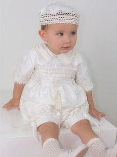467d947d2 Trajes para bautizo, ropa para bautizo de niño, ropones para bautizo,  trajes de