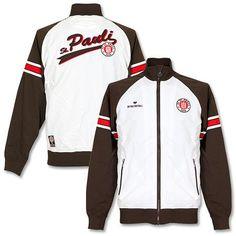 Chaqueta del St Pauli 2012-2013