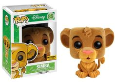 Check out the new Hot Topic Exclusive Flocked Simba, click here to read more.