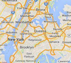 New York, NY Metro logo design on Citysearch