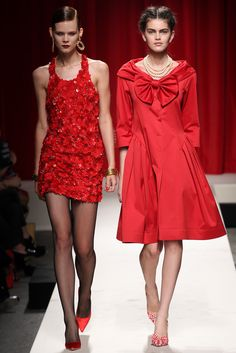 Moschino Spring 2014 Ready-to-Wear - Collection - Gallery - Style.com