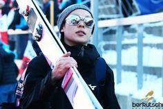 Ski Jumping, Bel Air, Wildfox, Athletes, Skiing, Round Sunglasses, Sky, Sports, Fashion