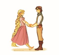 Find images and videos about disney, rapunzel and tangled on We Heart It - the app to get lost in what you love. Disney Rapunzel, Rapunzel Y Eugene, Tangled Rapunzel, Rapunzel Story, Princess Rapunzel, Disney Kunst, Arte Disney, Disney Fan Art, Disney Love
