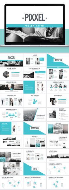 Freebie: Keynote Pixxel Presentation Template #freebies #photoshop #psdfiles #illustrated #sketch #resumetemplate #businesscard #psdtemplate #graphicdesign