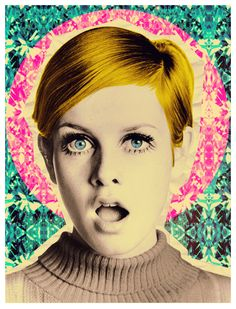 Twiggy | twiggy by LoveisthenewEbony