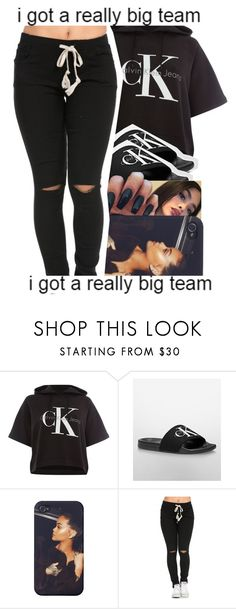 """""""†💎†💎†"""" by trxp-trxll ❤ liked on Polyvore featuring Calvin Klein"""