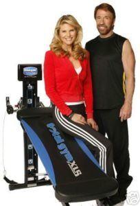 chuck norris exercise machine price