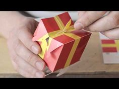 Assemble-Yourself 3D Pop-Up Birthday Card - YouTube
