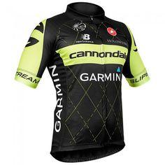 Camisa Refactor World Tour Cannondale