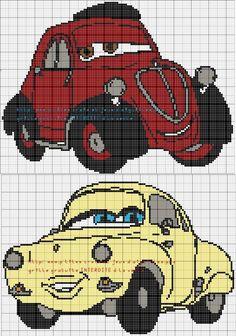 R sultats de recherche d 39 images pour cars point de croix - Grille indiciaire ingenieur de recherche ...