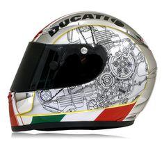 59bf87e2 283 mejores imágenes de Cascos en 2019 | Motorcycle helmets, Custom ...