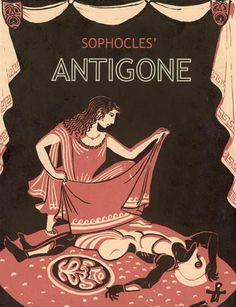 Antígona también fue escrita en el año 430 a. C.