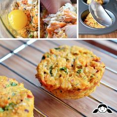 Whole30 Day 18: Spicy Tuna Cakes by Michelle Tam http://nomnompaleo.com