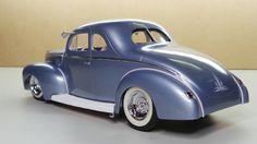 '40 Ford Tudor Coupe