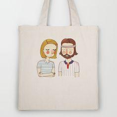 Secretly In Love Tote Bag by Nan Lawson | Society6
